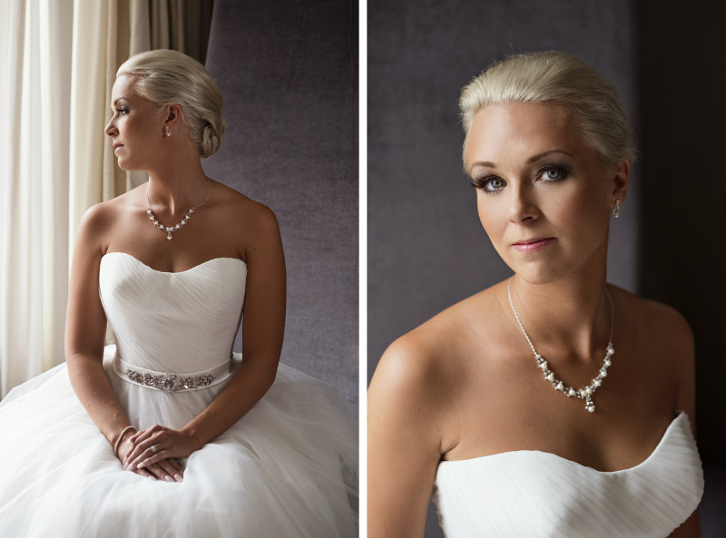 Bridal wedding images shot with the Fujifilm X-T1