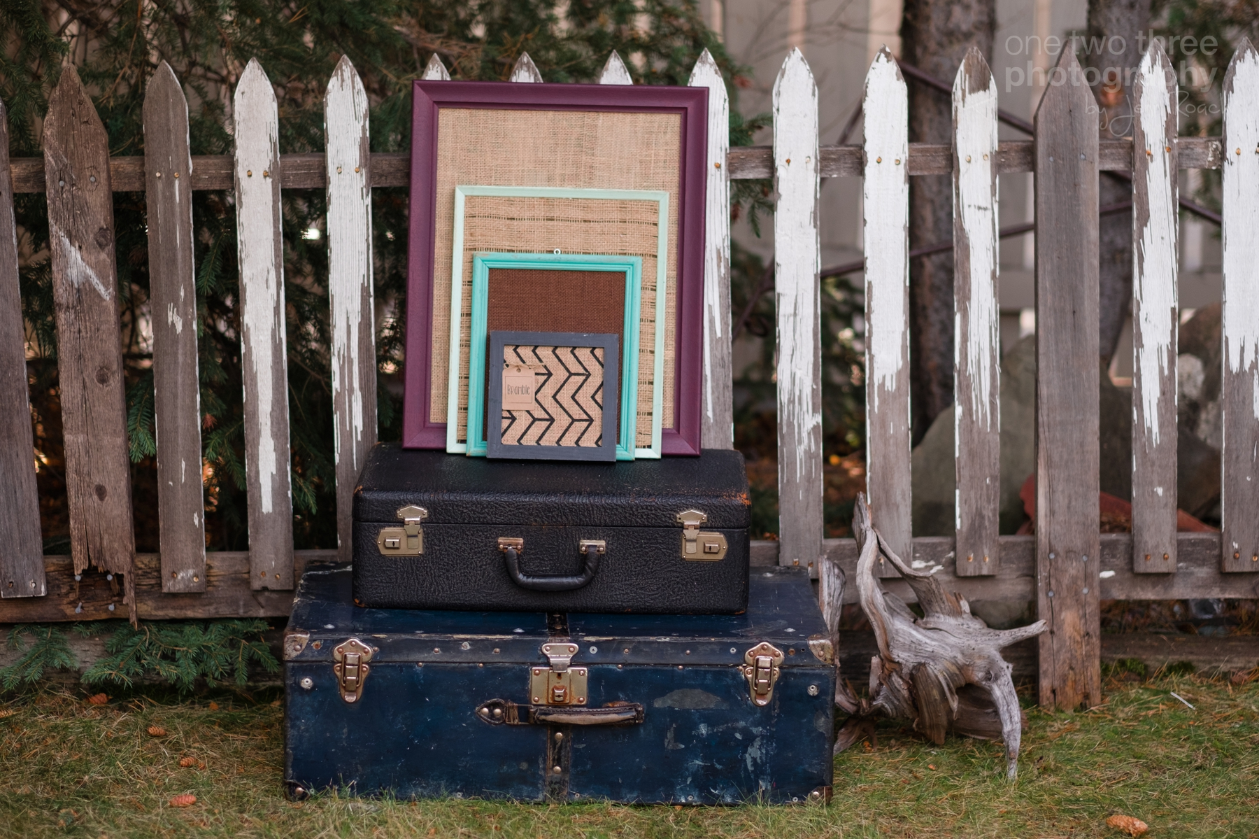 Bramble Handmade frames for sale and suitcases for rent