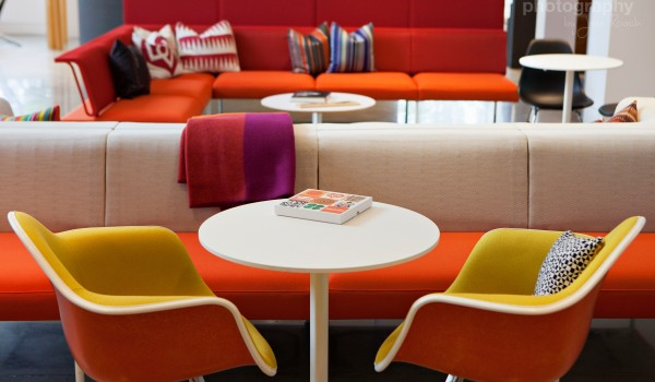 Photographing Contemporary Office Interiors in Calgary