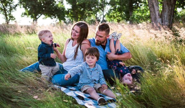 Photography to forever capture the heart of a family